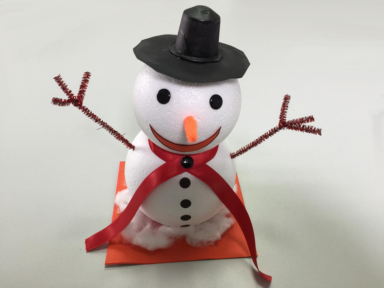 Bonhomme de neige - 1