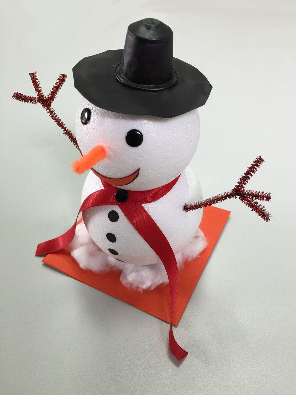 Bonhomme de neige - 2