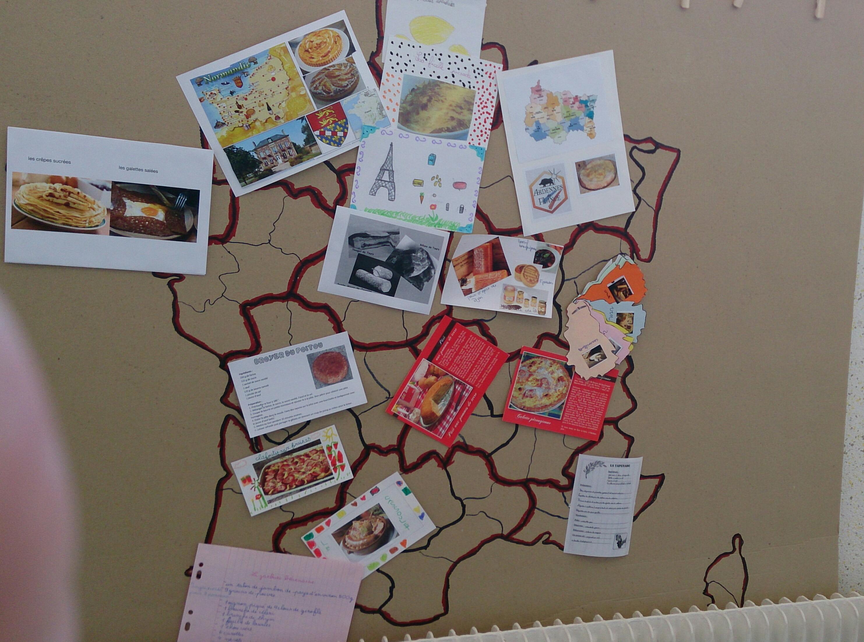 Rallye cartes postales gastronomique 2019-2020
