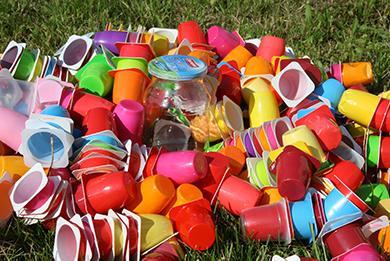 Poésie CP sur les déchets