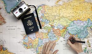 Je pars faire le tour  du monde: quelles démarches ?