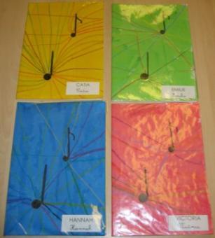 Couvertures de cahiers