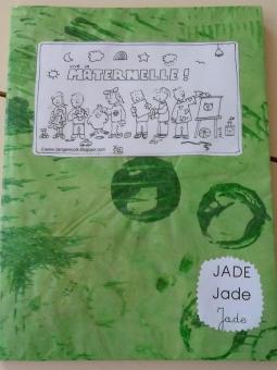 cahier de vie GS