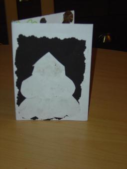 les cartes de voeux et les cadeaux de Noel pour les parents faits par les CP