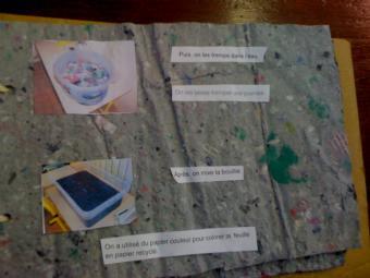 """""""comment recycler le papier ?"""""""