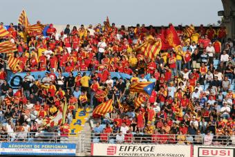 Perpignan rugby catalan