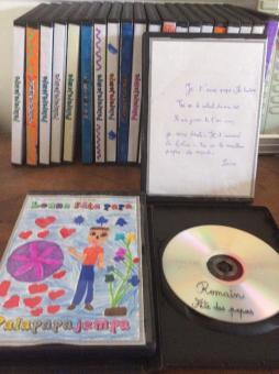 DVD fête des papas
