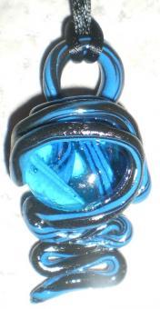 collier detail