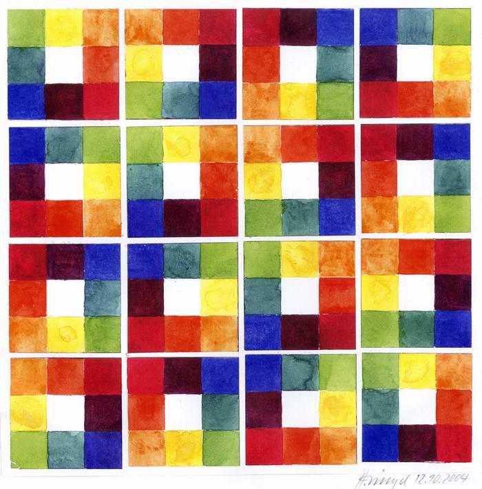 Oeuvres D Artistes Avec Formes Géométriques Arts Visuels Forums Enseignants Du Primaire
