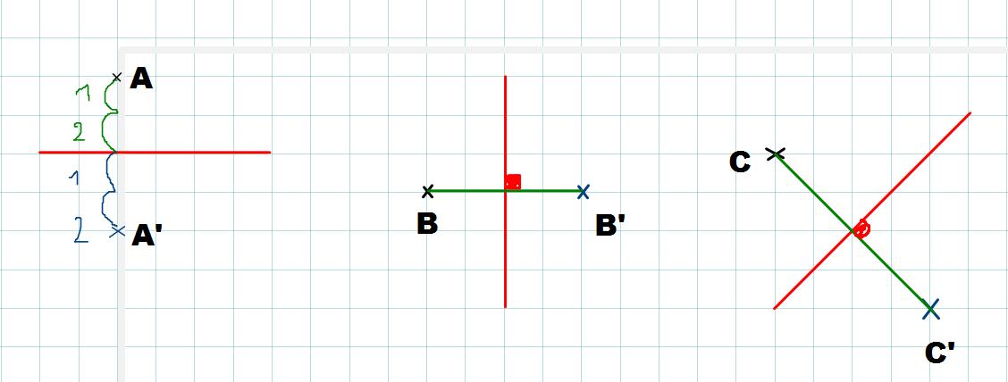 symetrie cm1 quelle competence   - math u00e9matiques