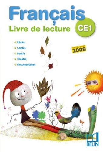 Francais Livre De Lecture Belin Francais Forums