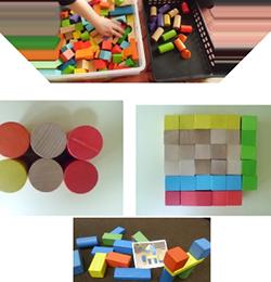 Les formes géométriques à l'école maternelle