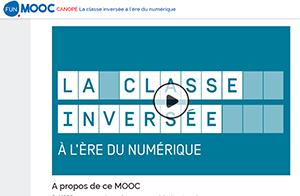 MOOC : la classe inversée à l'ère du numérique
