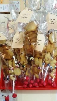 """Emballage cadeau """"le renne de Noël"""""""