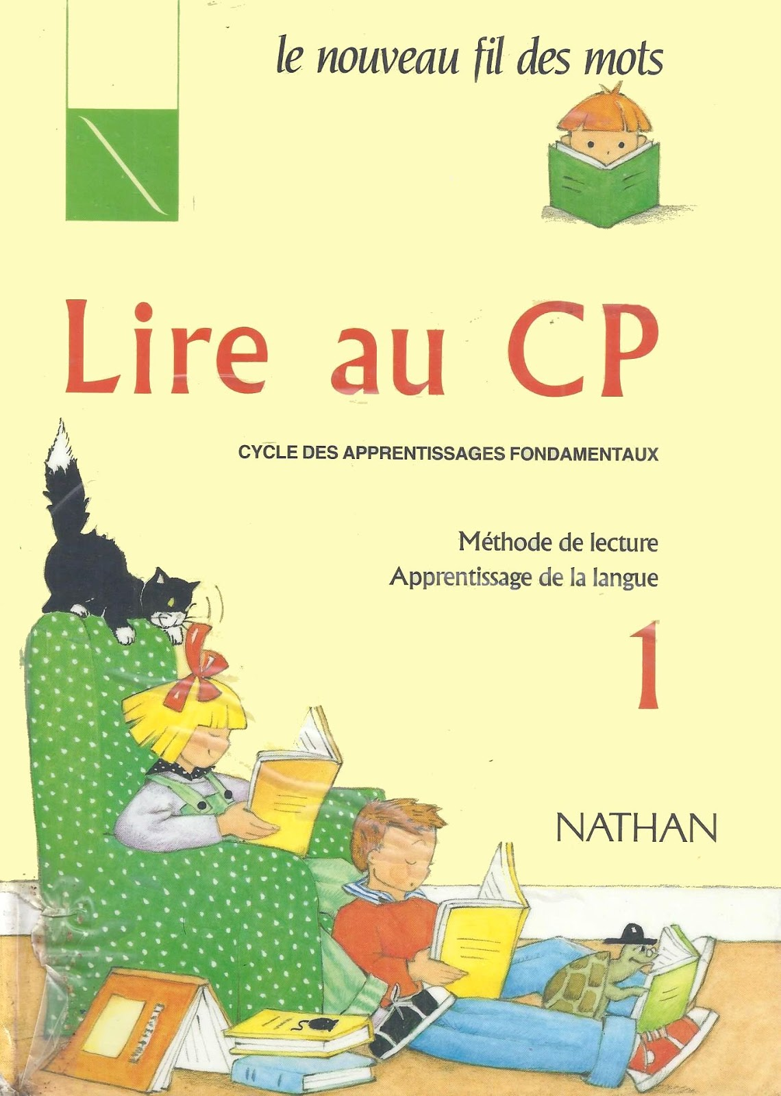 Avec quelle méthode avez-vous appris à lire ?