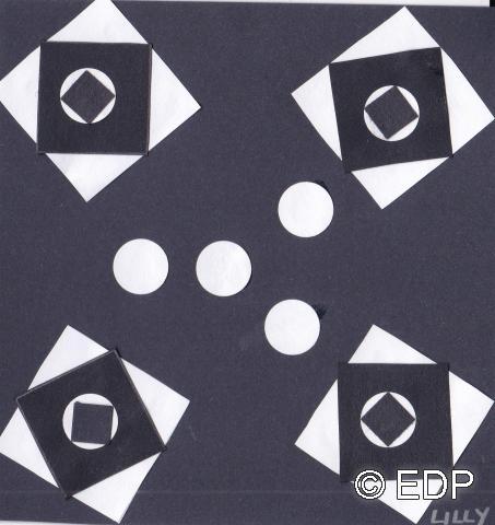 Les formes géométriques dans l'Art