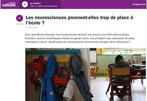 Les neurosciences prennent-elles trop de place à l'école ?