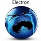 électron-enchaîné