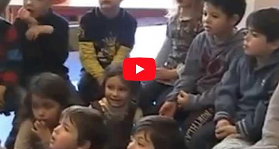 Vidéos sur le déroulement de la classe en maternelle