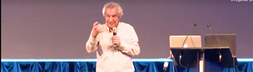 Conférence de Serge Tisseron avec l'intervention de Serge Soudoplatoff