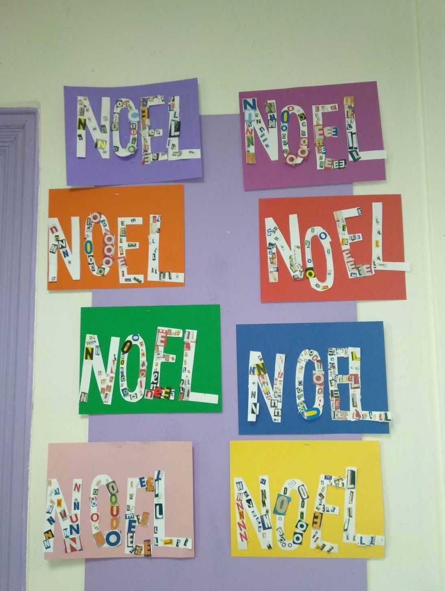 NOEL GS et MS