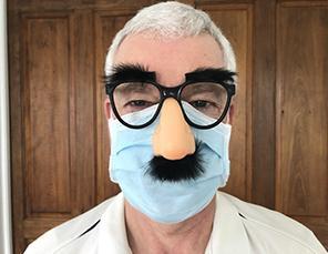 Le masque en classe: nos anecdotes